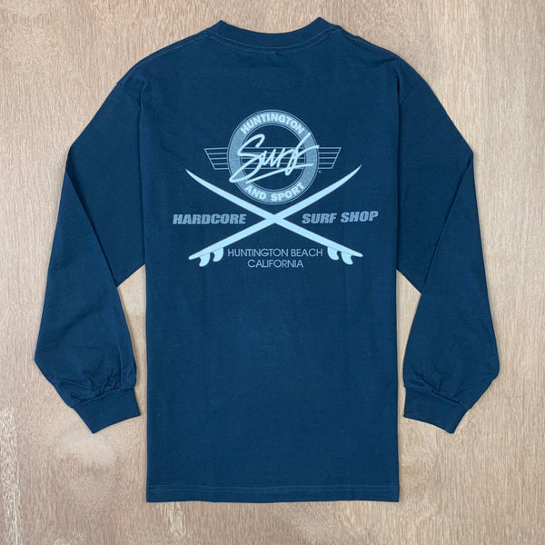 HSS HARDCORE LOGO LONG SLEEVE TEE