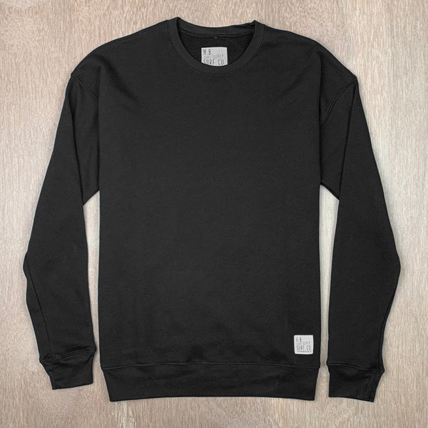 HBSC BLOCK CREW NECK SWEATSHIRT