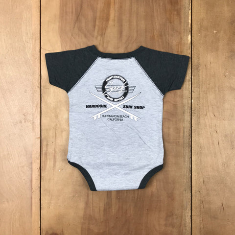 HSS INFANT HARDCORE ONESIE