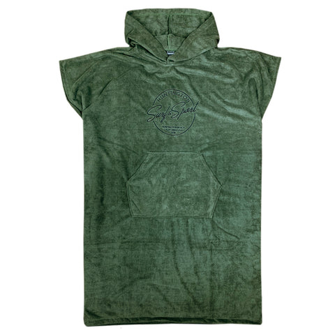HSS SURF CLUB CHANGING PONCHO