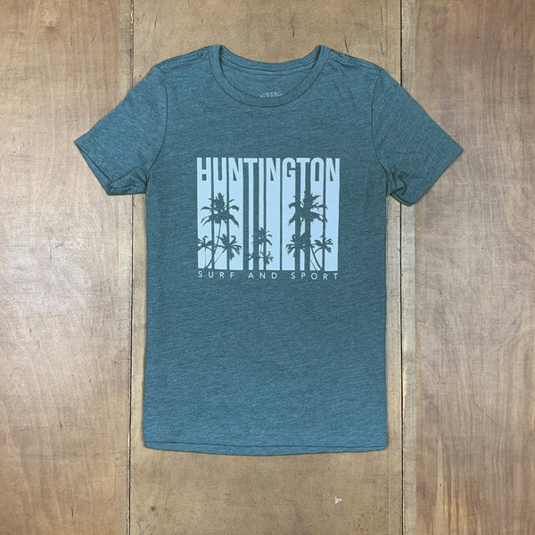 HSS WOMENS PALM STREAK TEE