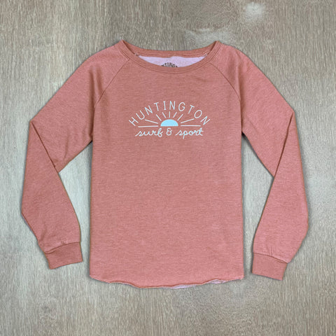 HSS WOMENS RAW SUNRISE SWEATSHIRT
