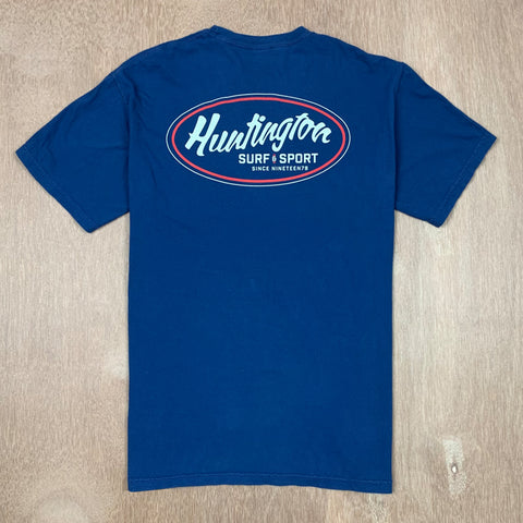 HSS UNION POCKET TEE