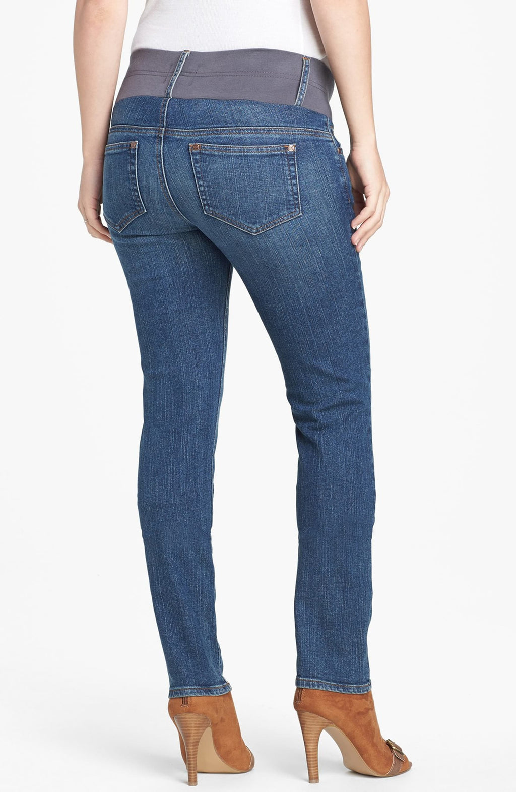 Classic Wash Skinny Jeans