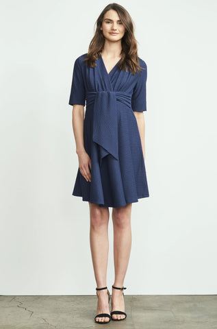 Nursing Empire Dress