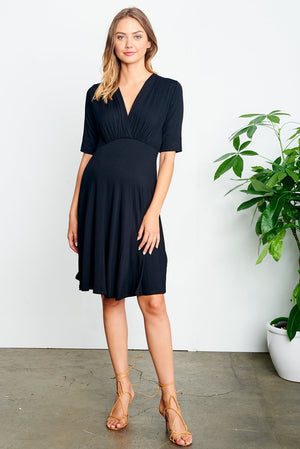 Mini Empire Waist Dress
