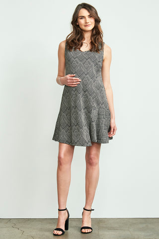 Sleeveless Empire Dress