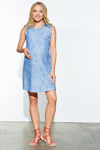 Nursing Sleeveless Dress