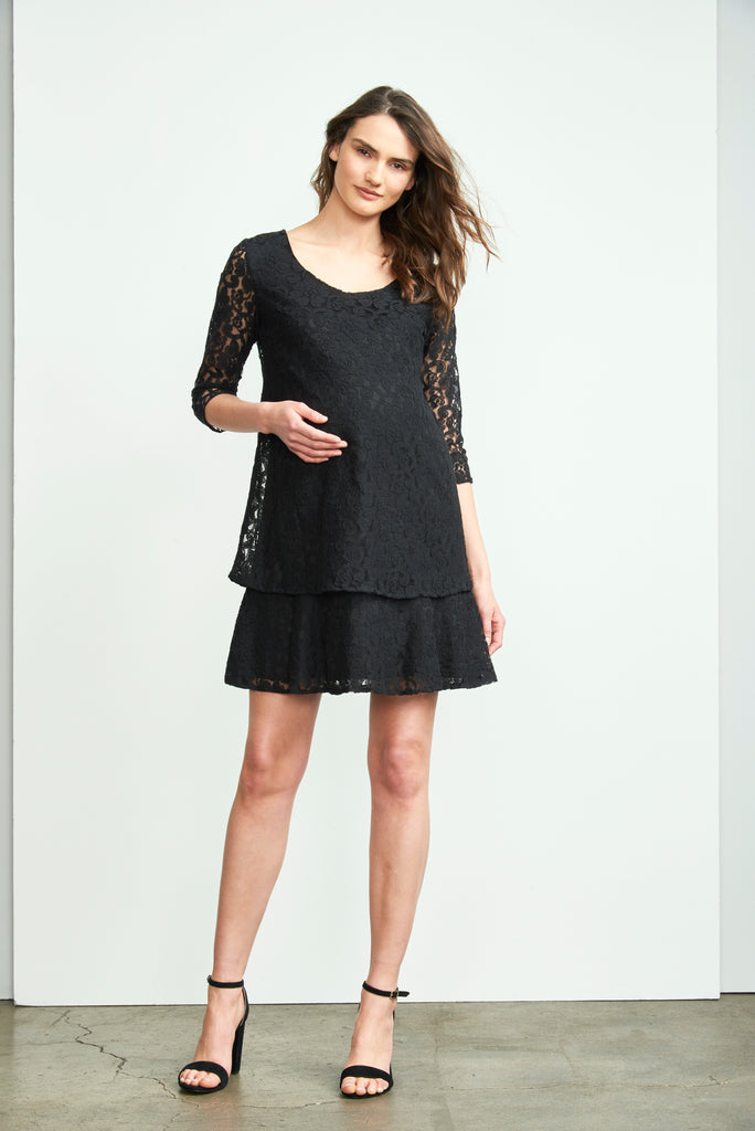 OVERLAY LACE DRESS