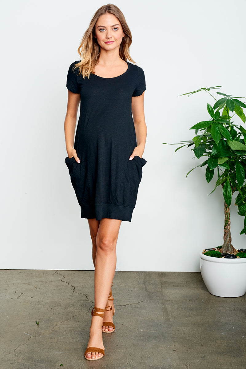 Side Pocket Dress