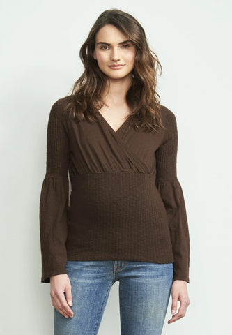 Babydoll Maternity Top