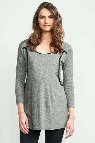 Flutter Sleeve Nursing Top