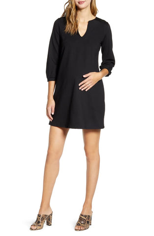 Long Sleeve Tunic Dress