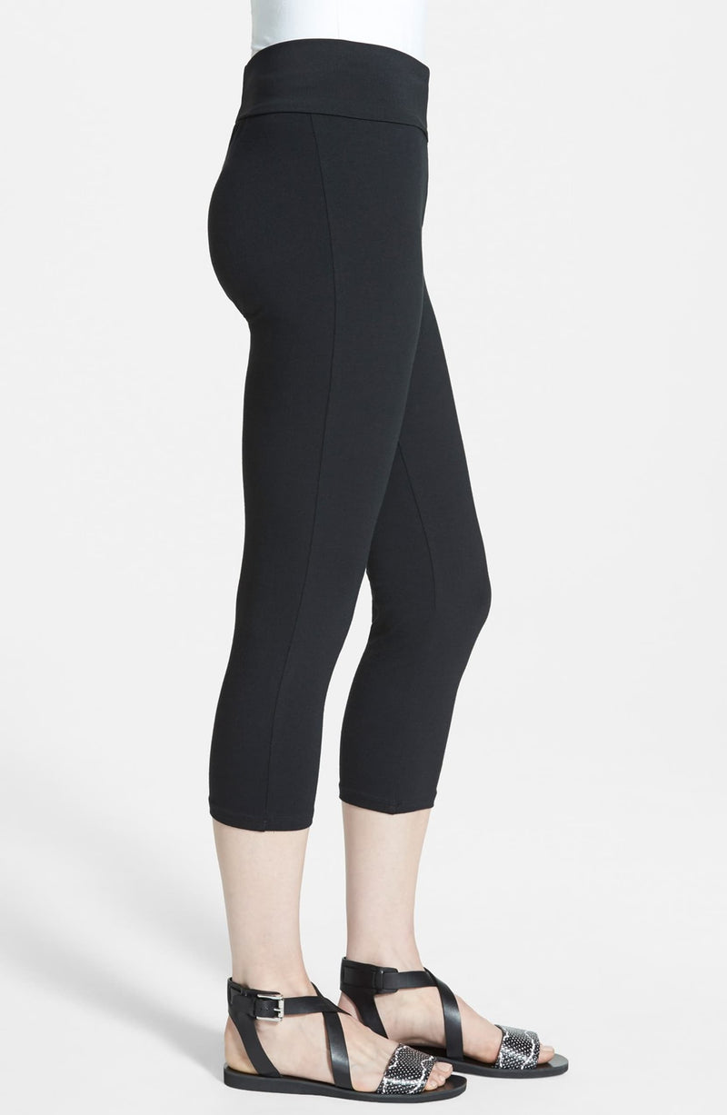 Tummy Tuck Cropped Leggings
