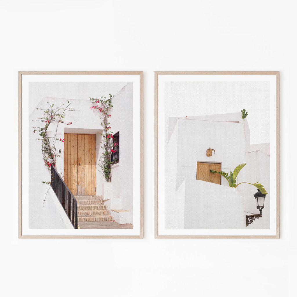 Set of 2 Prints - Vejer de la Frontera