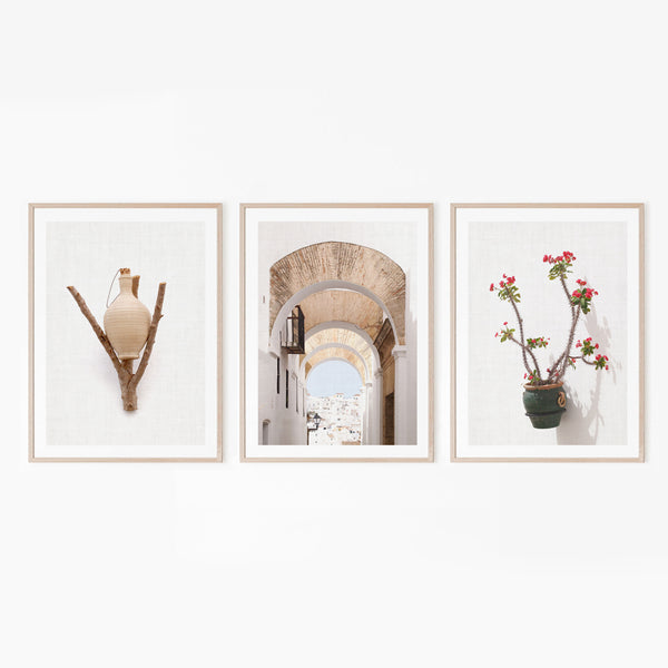 Set of 3 Prints - Tradition