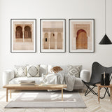Set of 3 Prints - Alhambra