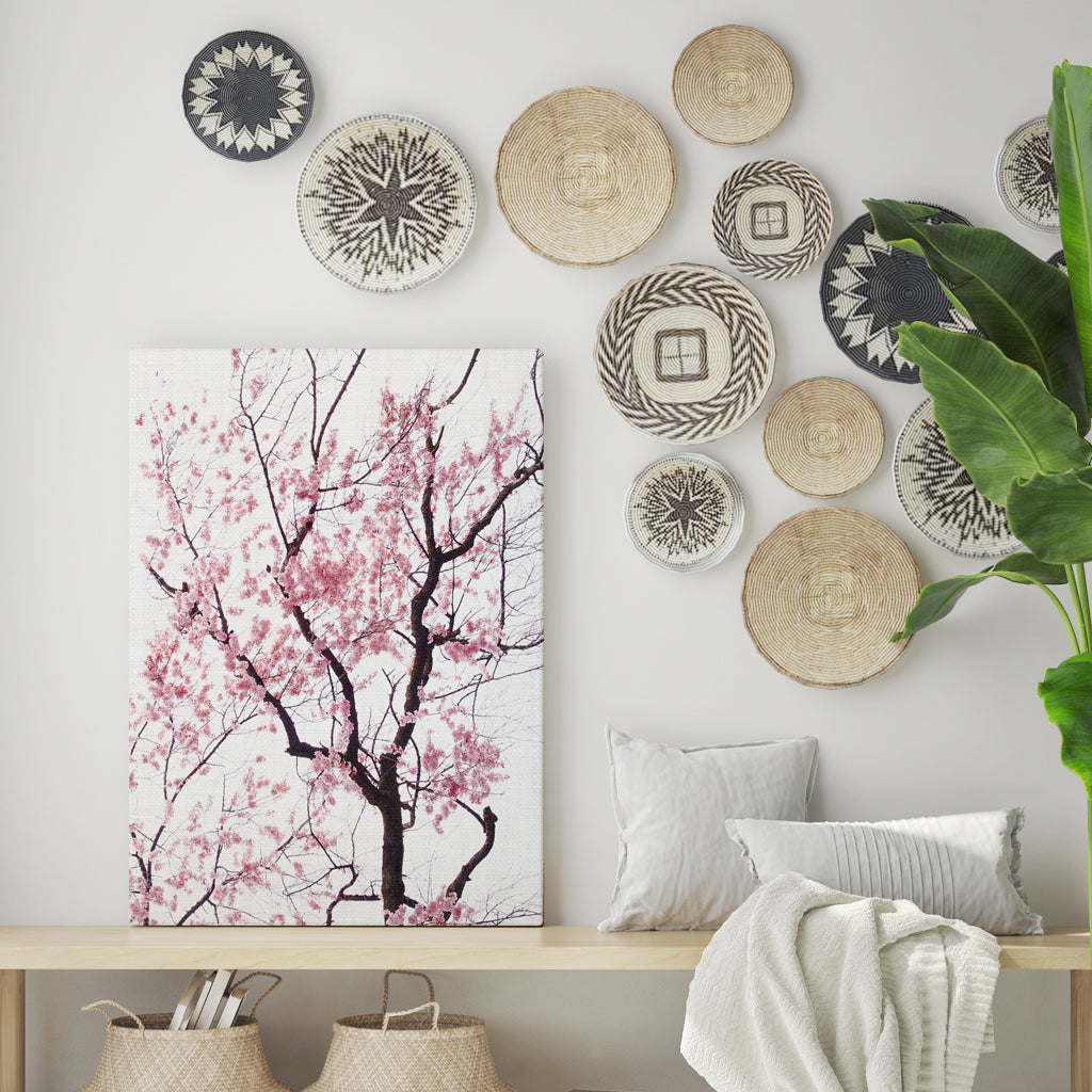 Canvas - Cherry Blossom Tree