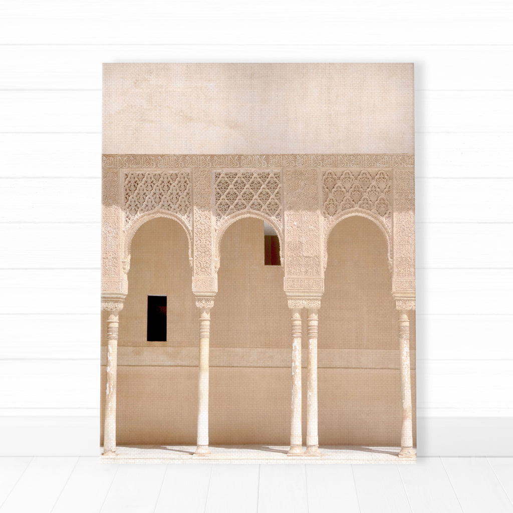 Canvas - Alhambra Arch