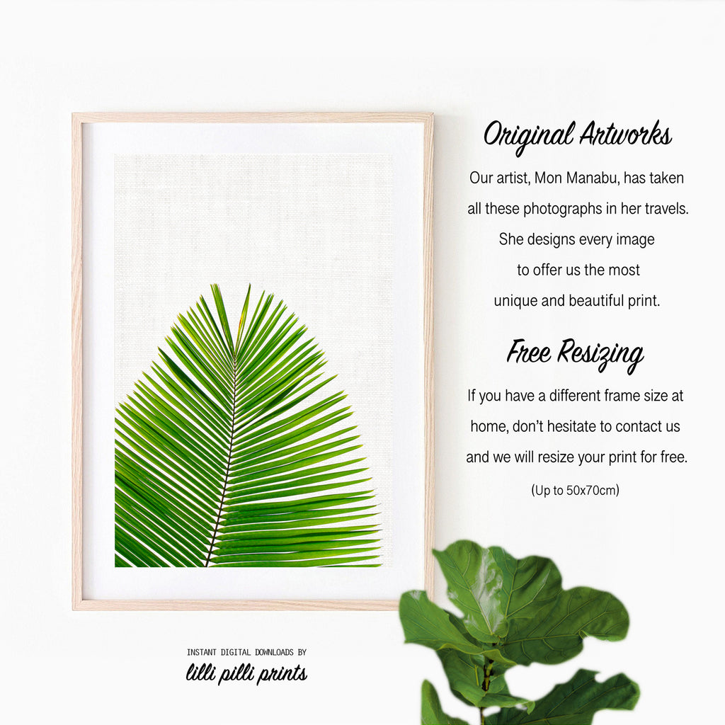 Digital - Palm Leaf