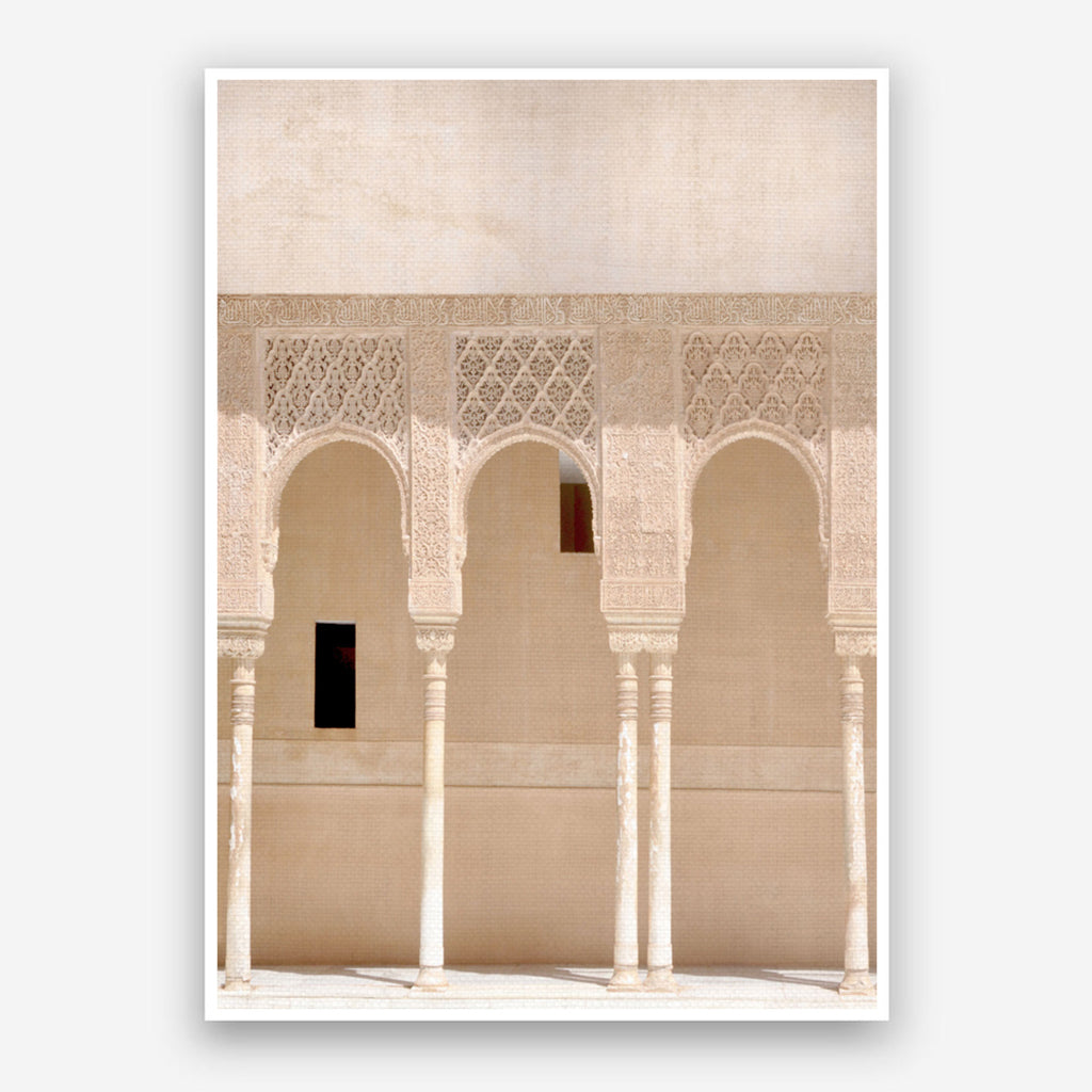 Digital - Alhambra Arch