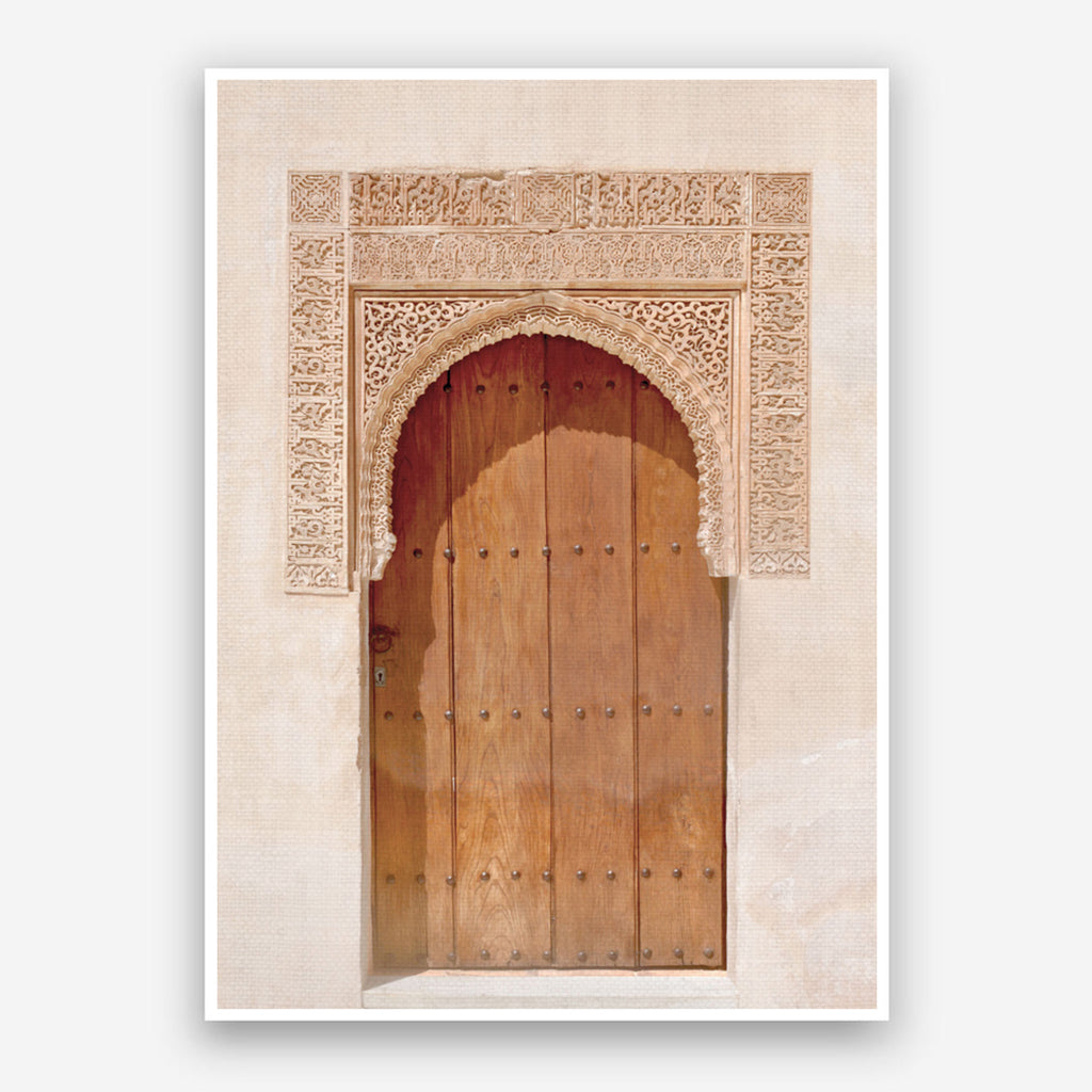 Digital - Alhambra Door