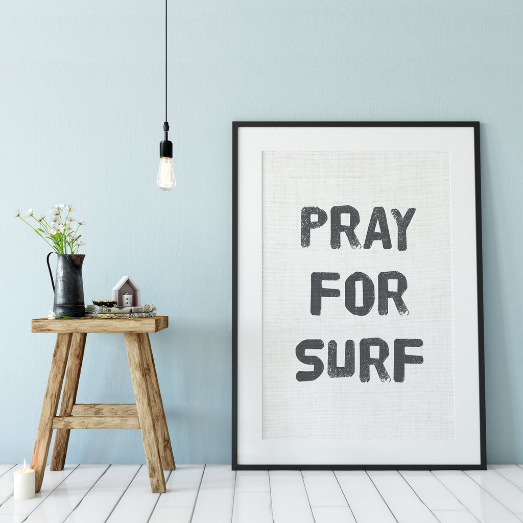 Digital - Pray for Surf