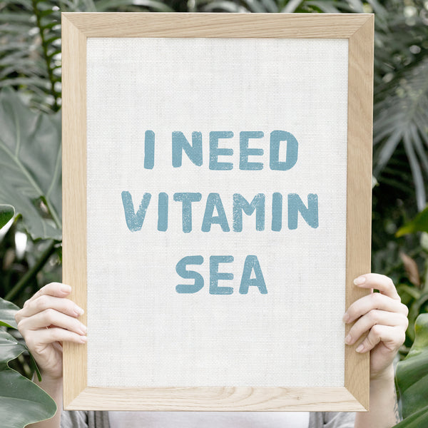 Digital - I Need Vitamin Sea