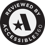 Reviewed​ ​By​ ​Accessible360.