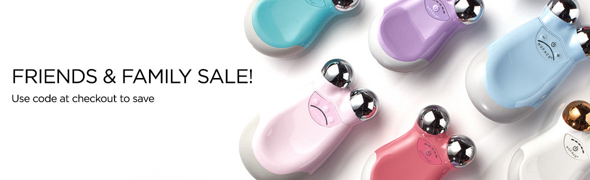 NuFACE Friends and Family Sale