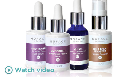 Nuface Infusion Serums