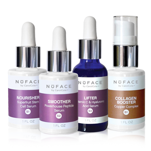 Image of NuFACE Anti-Aging Infusion Serum Collection