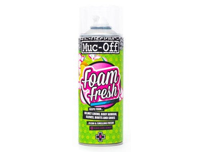 Muc-Off Foam Fresh 400ml Hjelm og klesvask