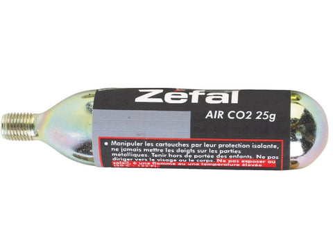 ZÉFAL CO2 kapsel 16g Threaded
