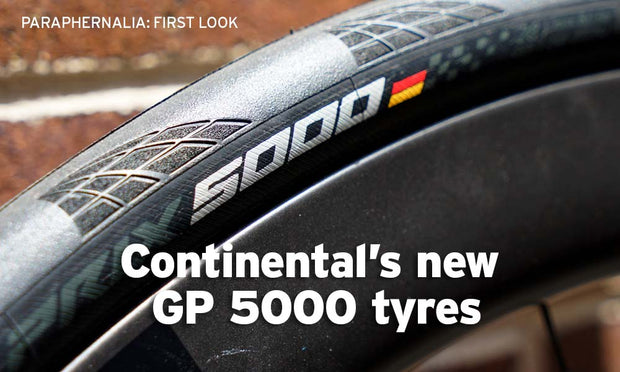 Continental GP5000 (clincher)