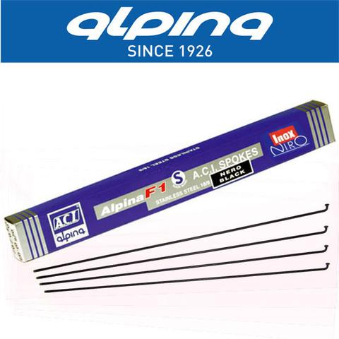 Alpina Eike Sort 2Mm Ø