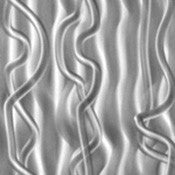 Dancing Vines, Decorative Sheet Metal, Metal Laminate - SpectraMetal