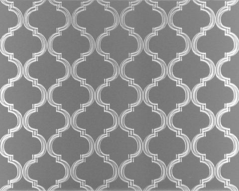 Moroccan Stainless Steel Kitchen Backsplash - SpectraMetal,com