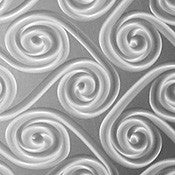 Twisters, Decorative Sheet Metal, Metal Laminate - SpectraMetal