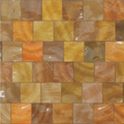 Gold Tiles, Decorative Sheet Metal, Metal Laminate - SpectraMetal