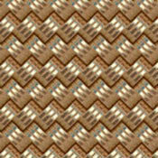 Gold Weave, Decorative Sheet Metal, Metal Laminate - SpectraMetal