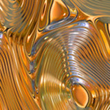 Metal Swirl, Decorative Sheet Metal, Metal Laminate - SpectraMetal
