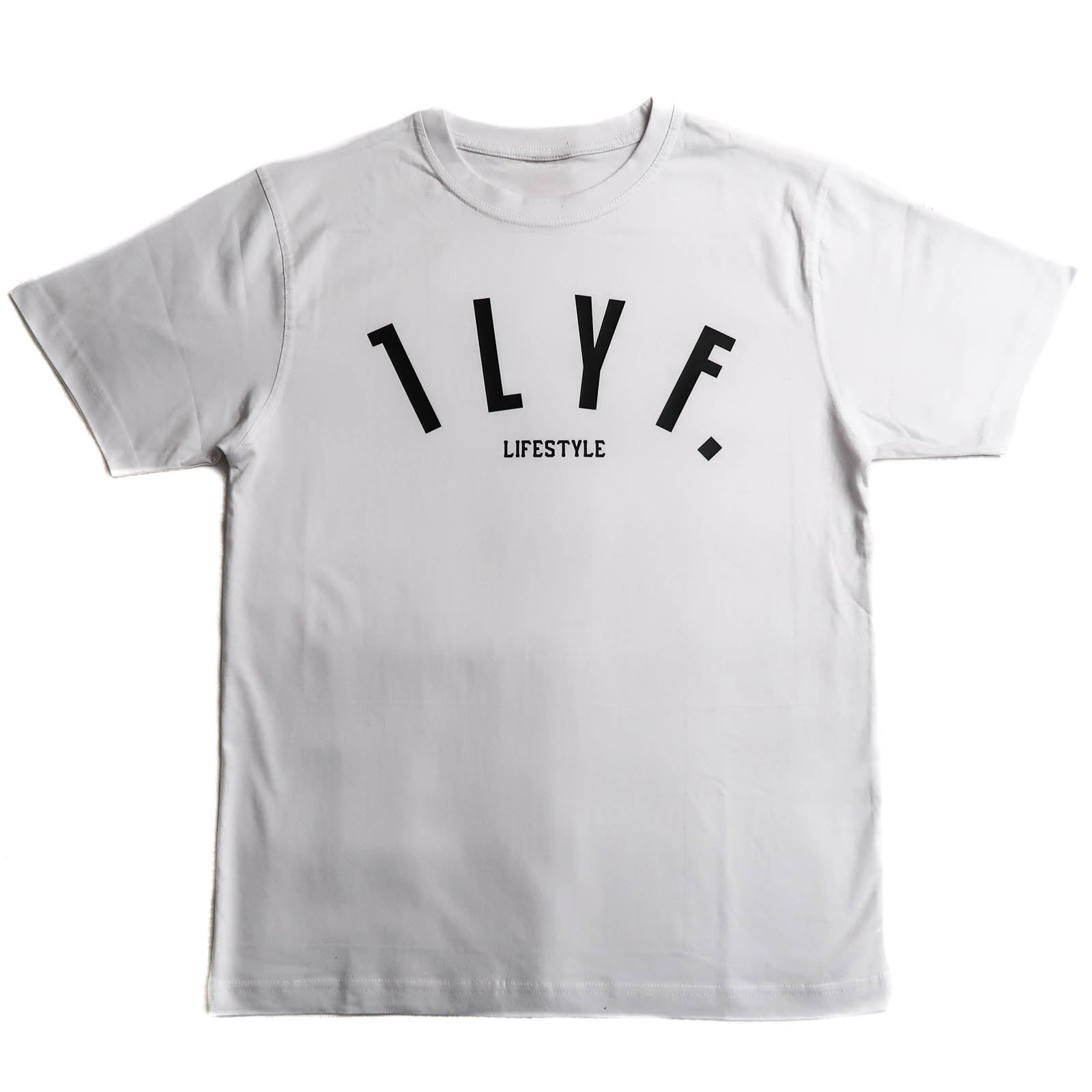 LifeStyle White T-Shirt