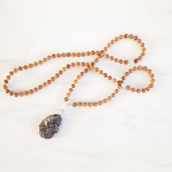 Sacred Beginnings Mama Mala