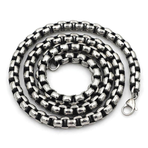 Stainless Steel Thick Chain - 150630-Badboy Jewellery