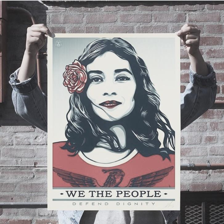 Hope in 'We the People'