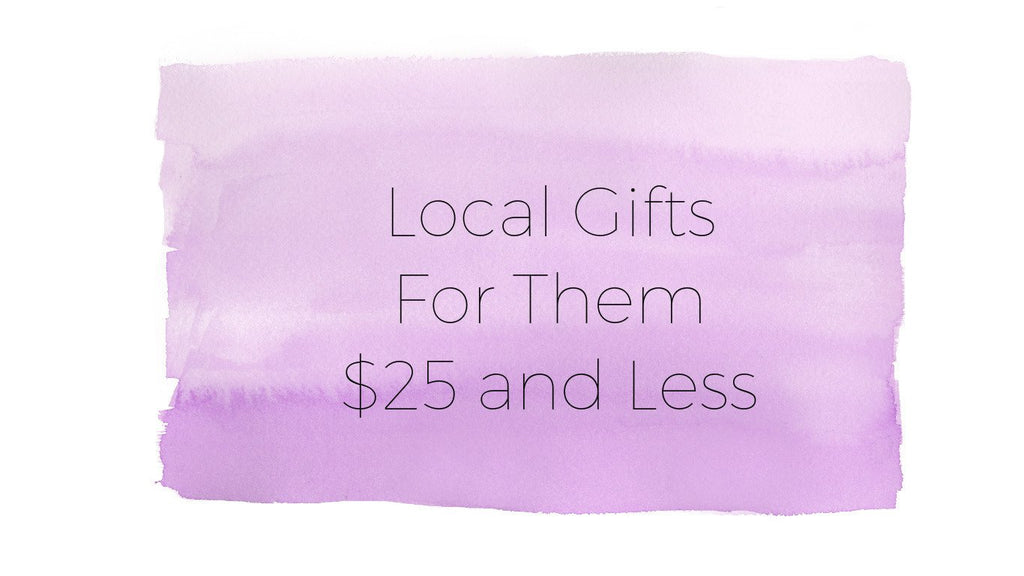 American Made Holiday Gift Guide for Them, $25 + Less