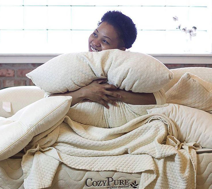 Cozy Pure Blankets, Beds, Pillows, Sheets and Mattresses