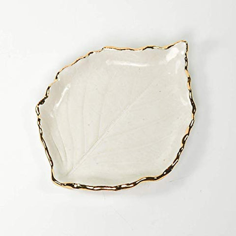 Ceramic Leaf Made in USA