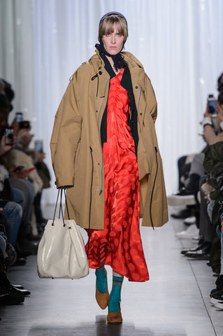 Creatures of Comfort, NYFW 2018, coat, livingly.com